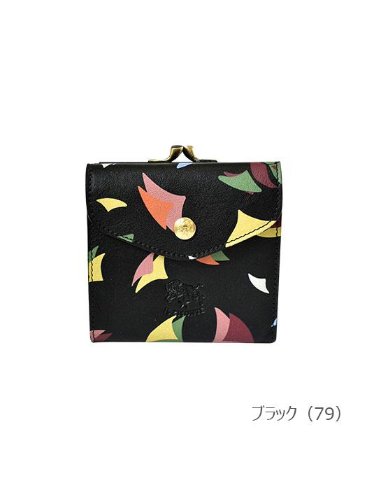 IL BISONTE イルビゾンテ【54182306440 折財布【JAPAN EXCLUSIVE】ブラック