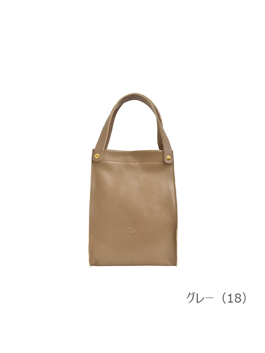 IL BISONTE イルビゾンテ【トートバッグ 54192305314】 グレー