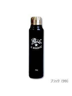イルビゾンテ【ステンレスサーモボトル】ブラック