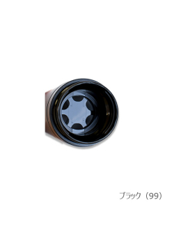 イルビゾンテ【ステンレスボトル】ブラック 飲み口