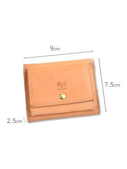 イルビゾンテ【折財布】サイズ