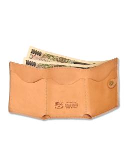 イルビゾンテ【折財布】開いたスタイル