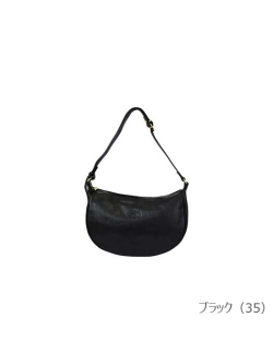 イルビゾンテ【ショルダーバッグ 411758】ブラック