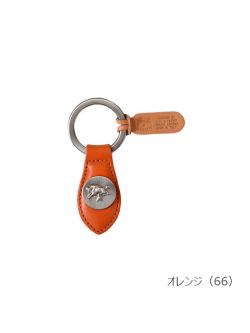 イルビゾンテ【キーホルダー 5452305050】オレンジ