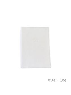 イルビゾンテ【ノートカバー 5412305298】ホワイト