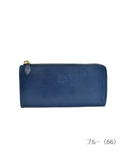 IL BISONTE イルビゾンテ【54182304940 長財布】ブルー