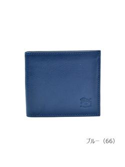 IL BISONTE イルビゾンテ【54182305340 折財布】ブルー
