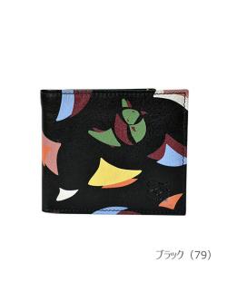 IL BISONTE イルビゾンテ【54182306540 折財布【JAPAN EXCLUSIVE】】ブラック