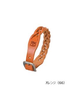 IL BISONTE イルビゾンテ【5452305097 ブレスレット】オレンジ