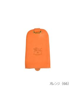 IL BISONTE イルビゾンテ【キーケース 411225】 オレンジ