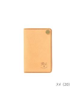 IL BISONTE イルビゾンテ【カードケース 5492305150】ヌメ