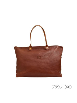 IL BISONTE イルビゾンテ【トートバッグ 54162307514】 ブラウン