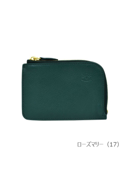 IL BISONTE イルビゾンテ【折財布 54202305340】 ローズマリー
