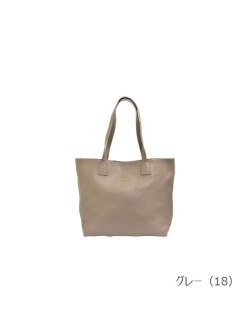 IL BISONTE イルビゾンテ【トートバッグ 5452400814】 グレー