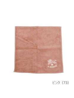 イルビゾンテ【ミニタオル】ピンク