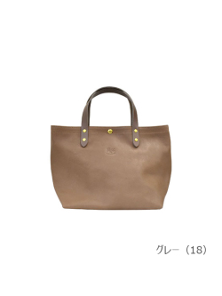 IL BISONTE イルビゾンテ【トートバッグ 54212300114】 グレー