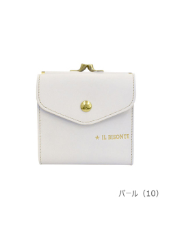 IL BISONTE イルビゾンテ【折財布 54212307040】 パール