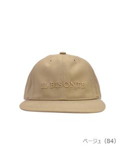 IL BISONTE イルビゾンテ【キャップ 54212304283】 ベージュ